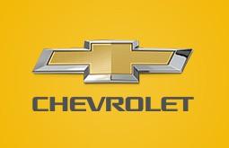 Top 10 Nacional de vendas Chevrolet em 2014, 2015 e 2016.